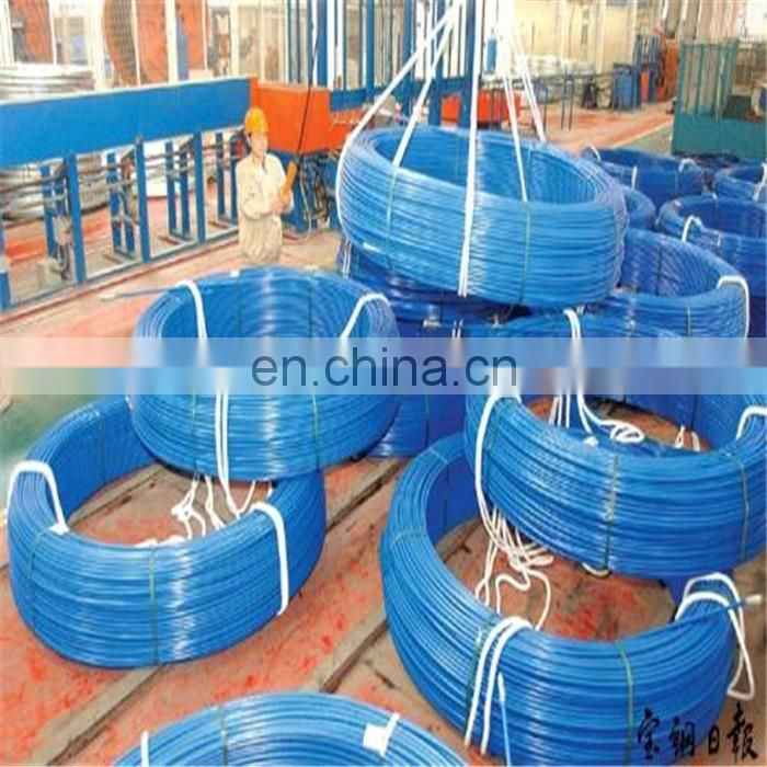 High tensile  Prestressed 15.2mm PC Strand wire Price for bridge Image