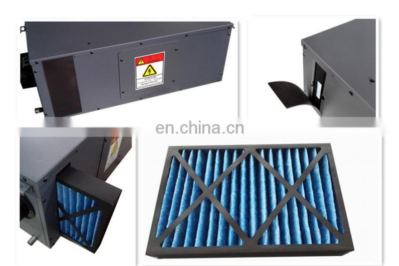 new design duct dehumidifier with purification function