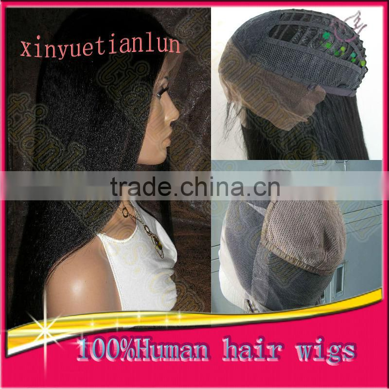 Alibaba 2014 New products,Cheap Virgin Brazilian Full Lace Wigs,Supply High Qualit Human Hair Wig Full Lace Wigs&Lace Front Wigs