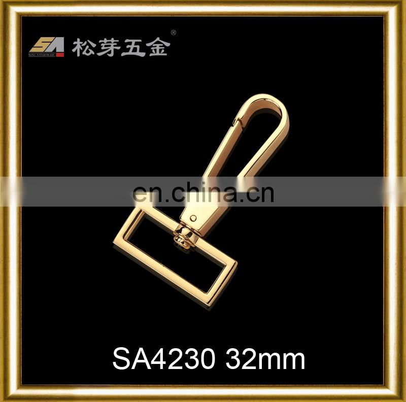 Customized assembled swivel snap hook