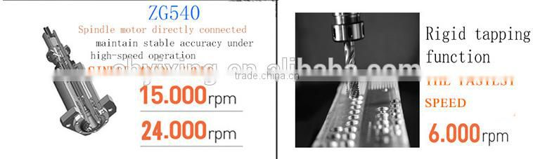 Cheapest Price High Speed 50m/min Linkage Small VMC850 CNC Machining Price