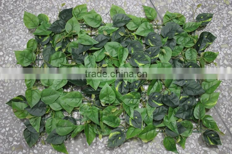 plastic boxwood mat cheap china manufacture decoration plastic topiary grass