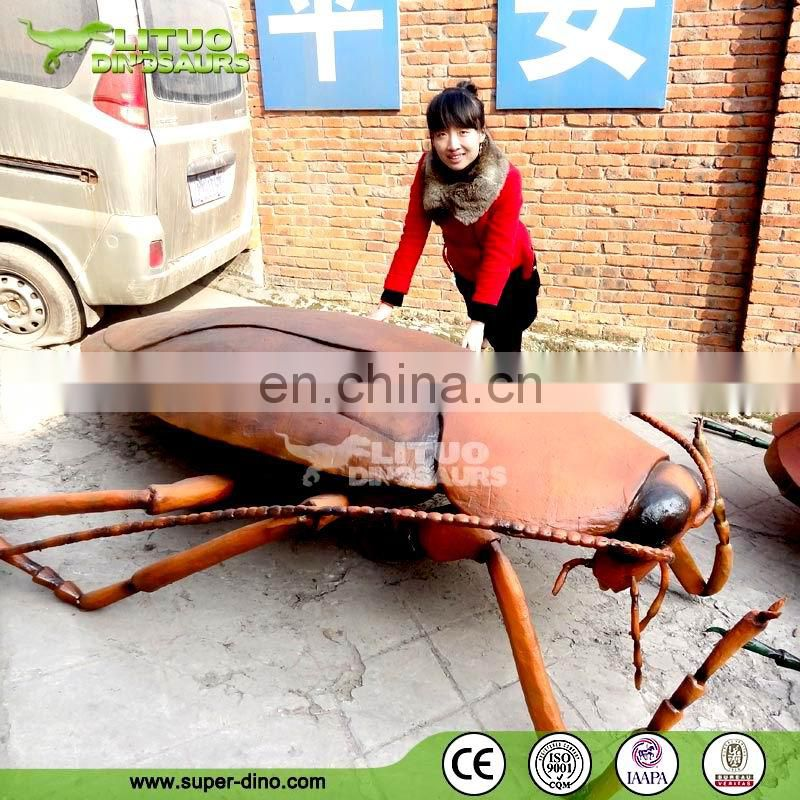 Lifelike Simulation Giant Insect Mechnical Insects Decoration