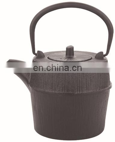 Japanese cast iron teapot 0138-2