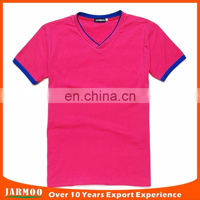 Factory price good material healthy plain t shirts for printing
