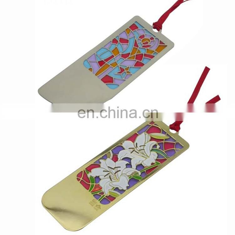 Custom Both Sides Printing Paper Bookmark