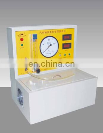 Petrol Fuel Pump Test Bench FPT-007