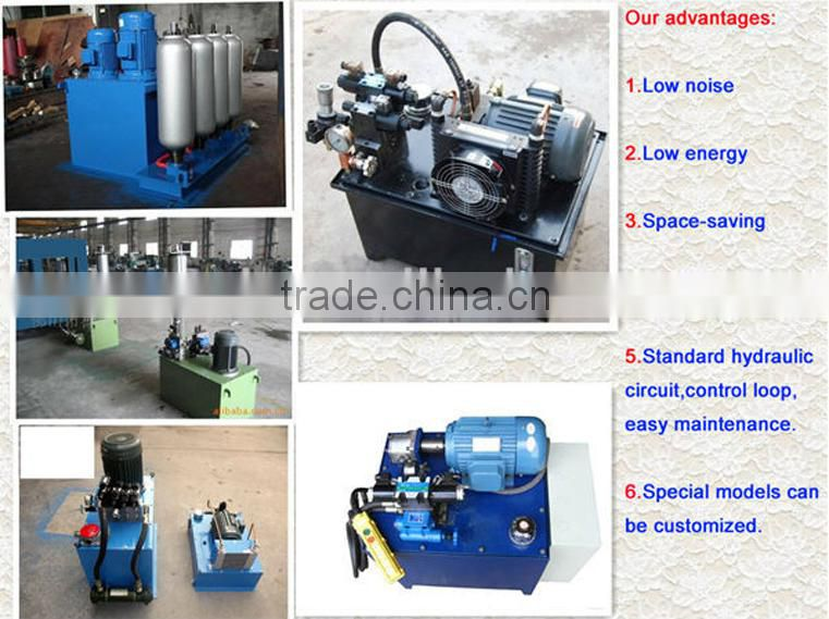 Manufacturer In China Powered By 220V DC&AC Electric Or Fuel Hydraulic Power Pack/Hydraulic Power Unit/Hydraulic Power Station