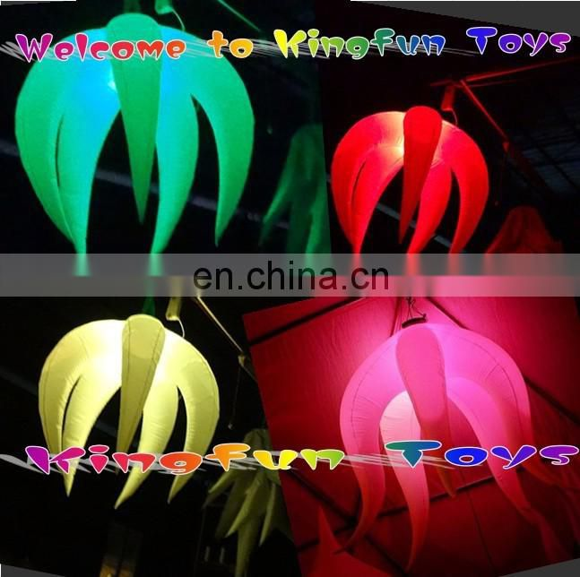 LED Inflatable ground bubble ball for stage/party/festival/show