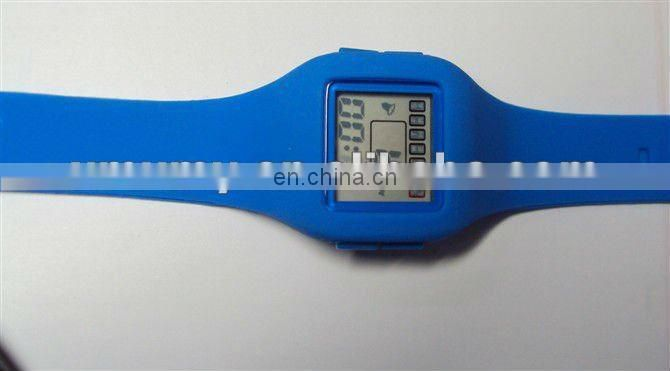 New Silicone Snap On Watch CE And Rohs Passed