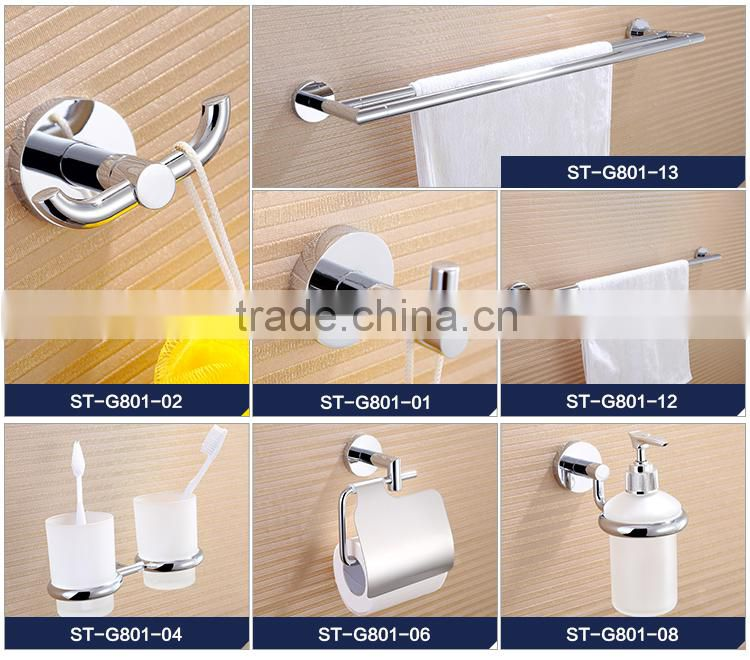 stainless steel 304 bathroom designs best selling towel rails