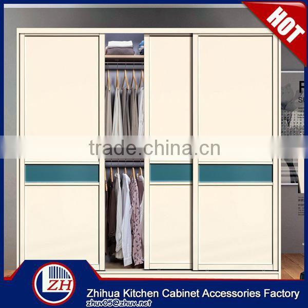 Zhihua Double Color Wardrobe Design Bedroom Modern Furniture Image