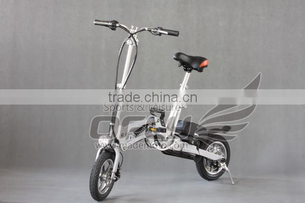 350W Compact Electric Scooter