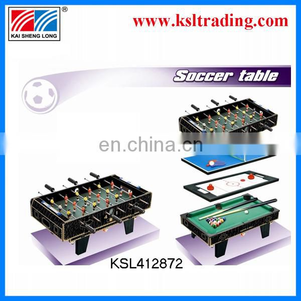 2014 Hot mini ice hockey game table music,light,table top ice hockey outdoor wooden toys for sale