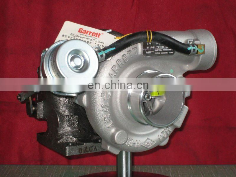 1118010-1_4BKZ 71138-5010 Garrett turbo for CA4113Z engine