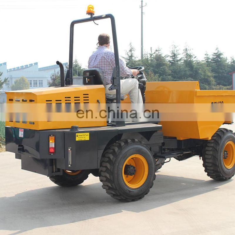 CE approved automatic transmission FCY30 3 ton site dumper with DEUTZ engine