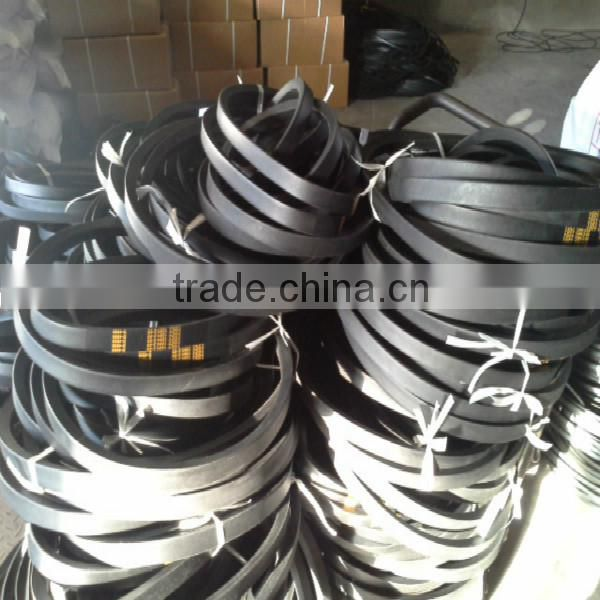 factory produced Wrapped triangle belt,high quality rubber triangle belt