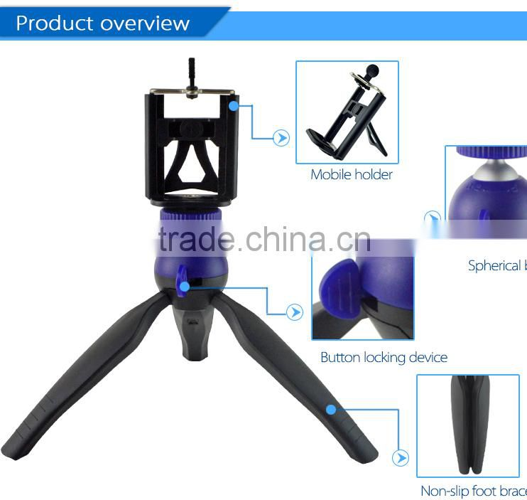 procolor PRO-MS5 mini tripod camera stabilizer with hd monitor SLR cameras 430ex ii flash camera stabilizer