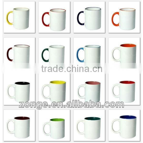 Heat Transfer Coffee Mugs for Sublimation
