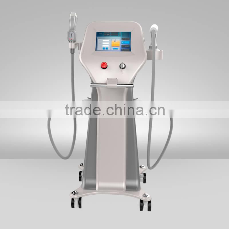 Ultrasonic Ultrasound Massager Skin Care Body Beauty Pain free Therapy Machine