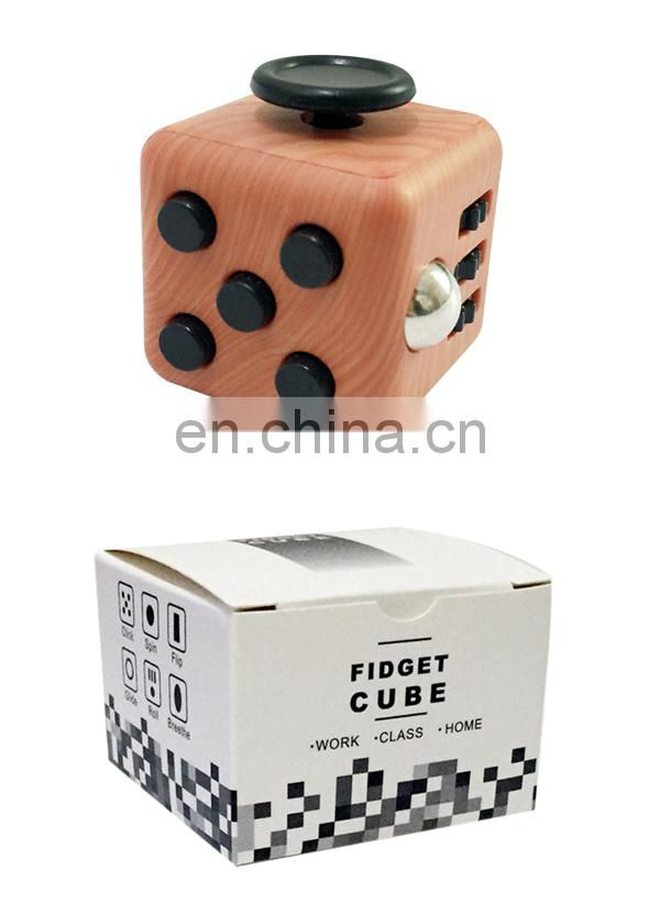 Children and adults shantou toys wholesale hot items anti-stress cube