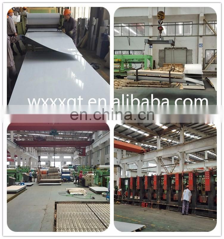 Hot Product 1.5mm 2507 duplex stainless steel plate