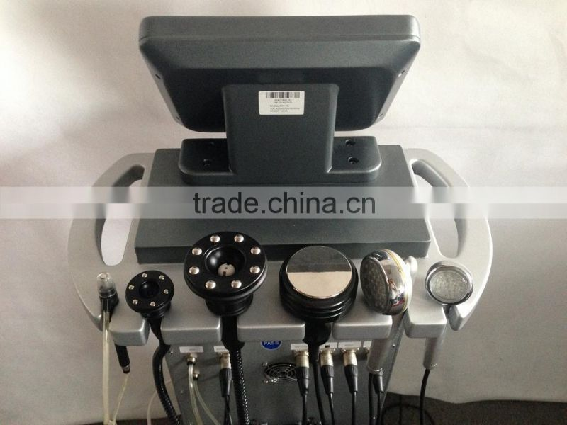 Smart 4 in 1 Vacuum cavitation /PDT/rf system/microdermabration machine