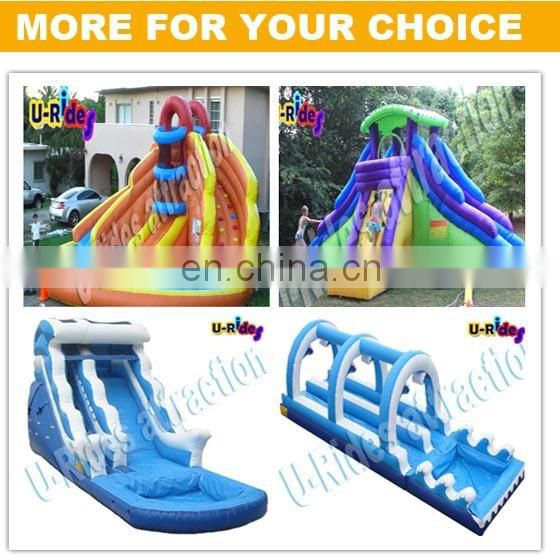 inflatable water slide for adult and kid