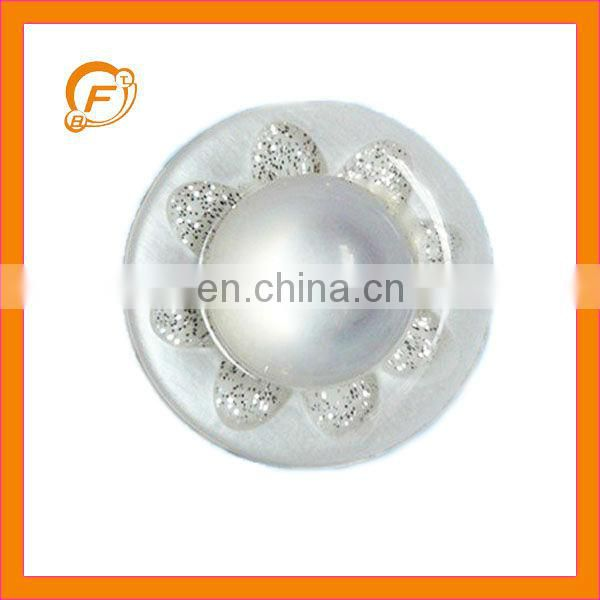 fantastic big size 4holes new horn suit button for wholesale