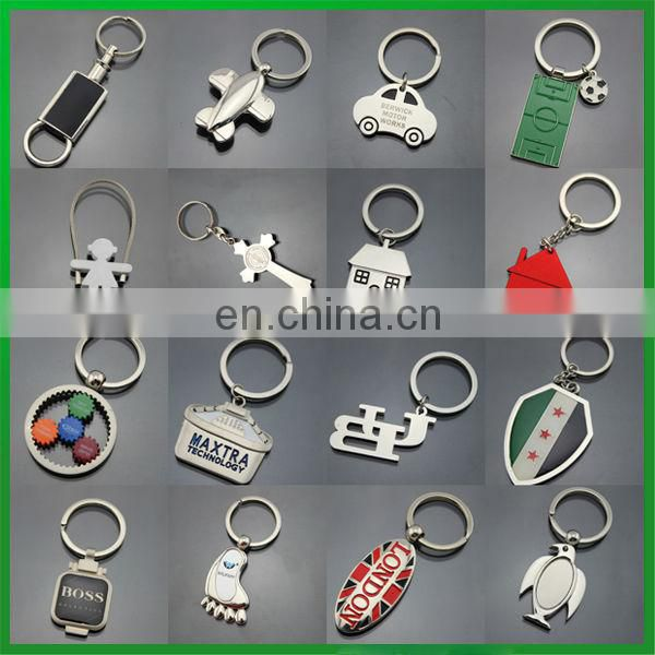 F1 Car zinc alloy metal Keychain Personalized Promotional Gift