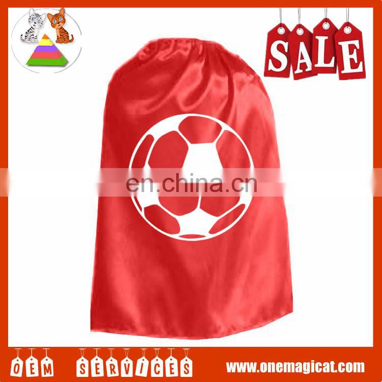 70*90CM Youth superhero capes Christmas child capes Kid's football capes