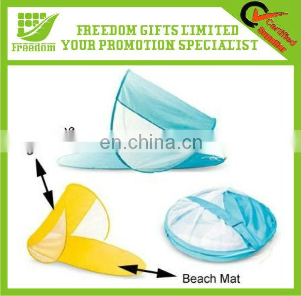 Promotional Pop Up Polyester Beach Tent