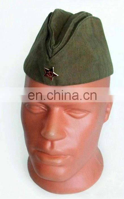 Cotton Garrison Cap