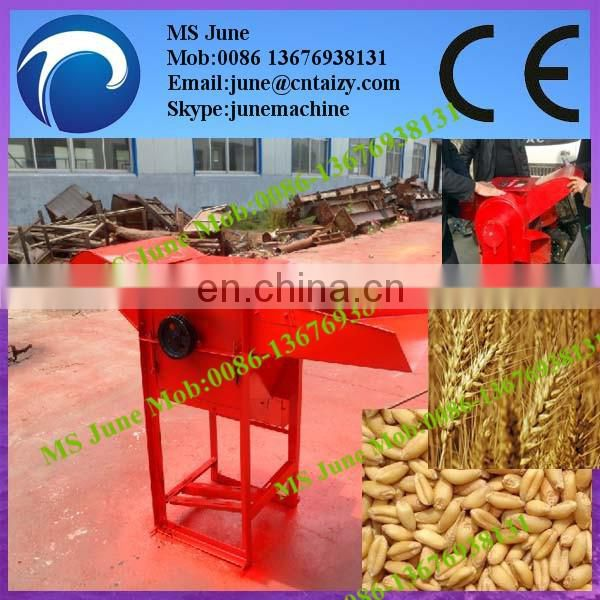 The Economic mini rice thresher/rice wheat thresher 008613676938131 Image