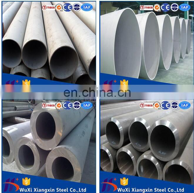 mirror polish ss 304 Stainless steel pipe Price Per kg