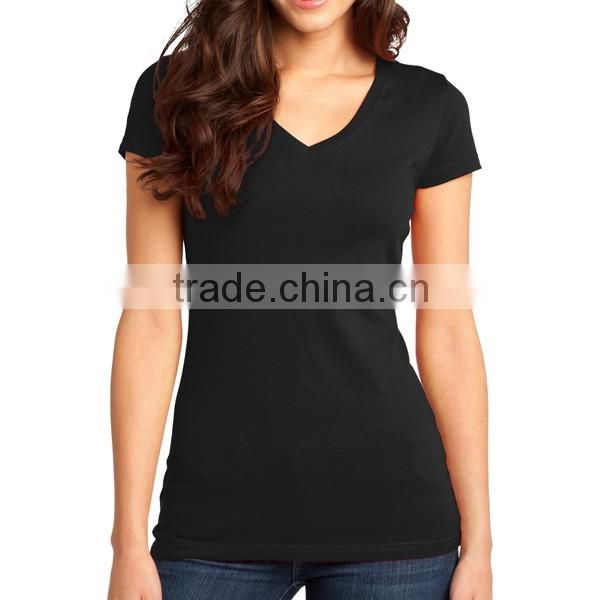 V-Neck woman T-shirt