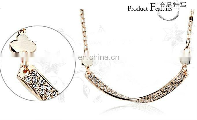 korea fashion necklace china supplier 2015 new design