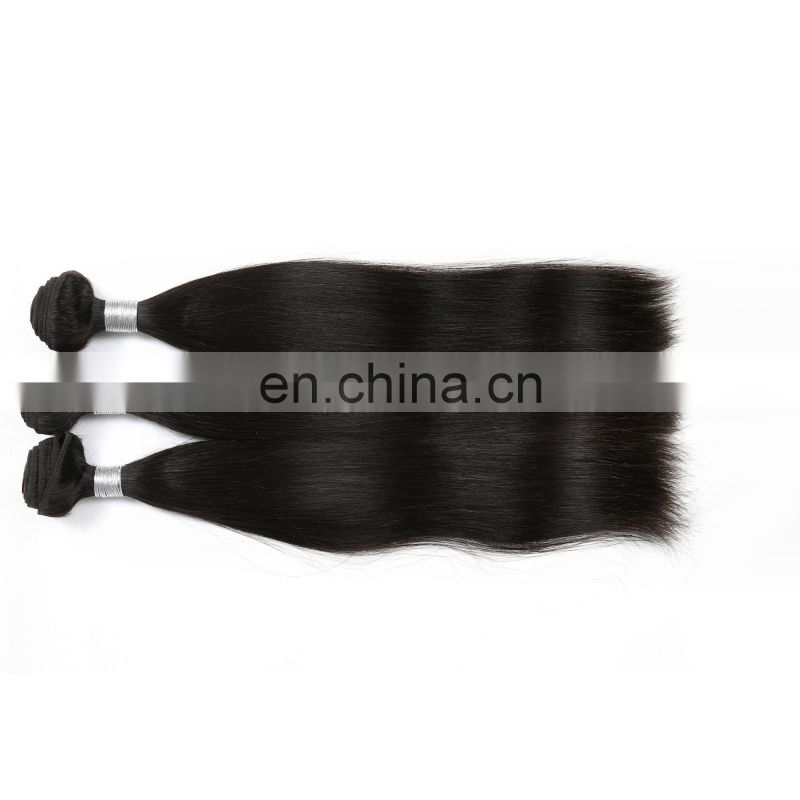 alibaba cuticle aligned brazilian hair extension new products for the Netherlands women