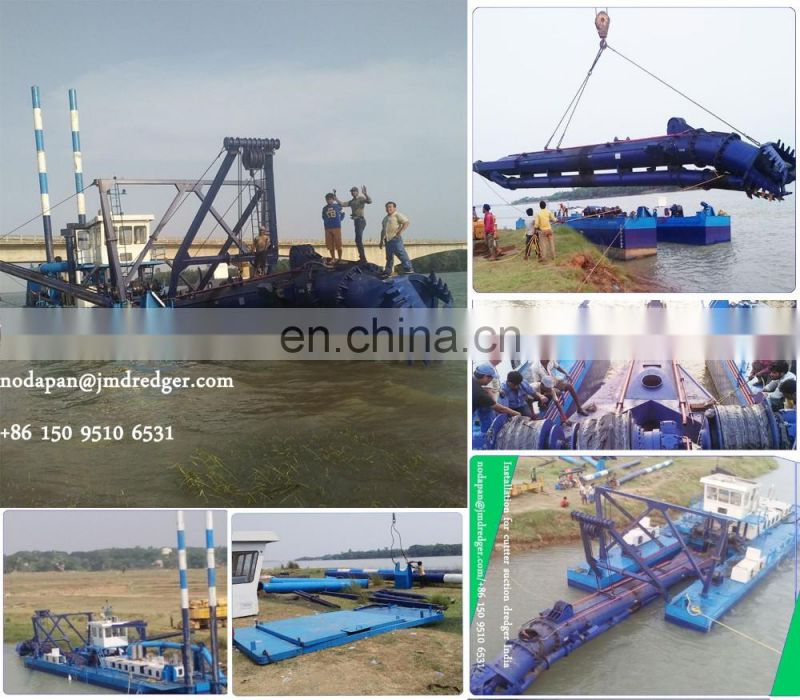 3500m3 China Cutter Suction Dredger Vessel Hot Sale