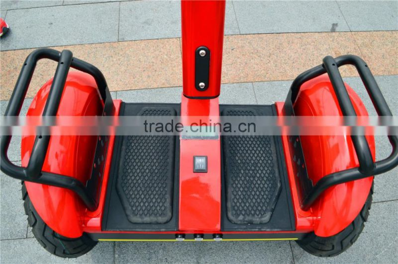 Quick disassembling battery mini model self-balanced scooter electric chariot with APP remote control function