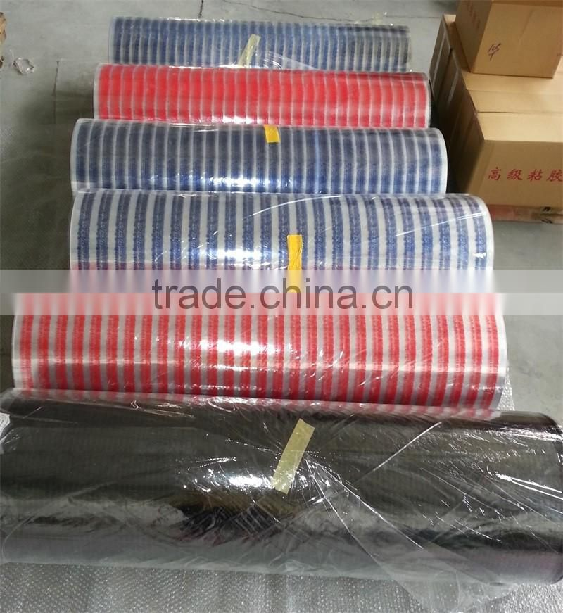 W42mm Bopp Transparent Jumbo Roll Tape,Custom Packing Tape,Acrylic Water Activated Adhesive Tape,Clear/Transparent Printing Tape