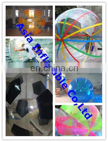 Inflatable Water ball, Water Roller For Water Pool Games