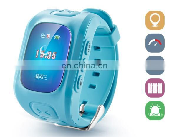 GPS Tracker Children Smart Watch D5 Kid Smartwatch Phone MTK6261 SOS Voice Monitor Alarm Wristwatch for Android IOS