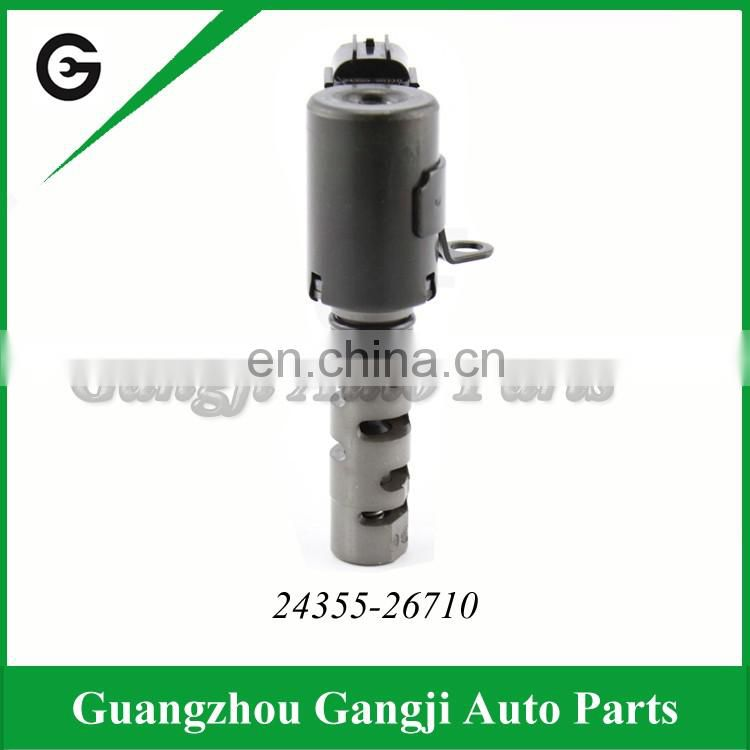 High Quality New Variable Engine Timing VVT Solenoid Valve 24355-26710