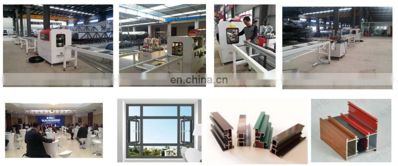 Thermal Breaking Aluminium Machine lowes prehung interior doors Of Low Price