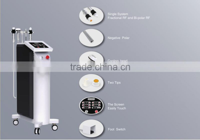 Beauty Machine For Body Shaping Fractional RF Face Wrinkle Treatments/facial beauty equipment/facial beauty machine