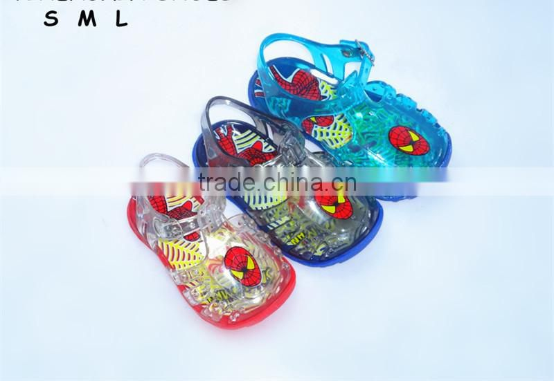2015 New PVC Kids Sandal for boy