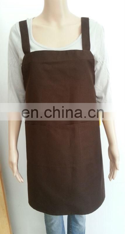 2014 fashion cotton bbq apron