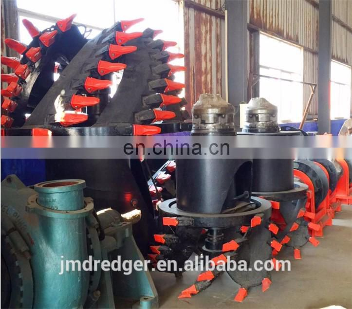 18Inch Hydraulic Cutter Suction sea sand dredger