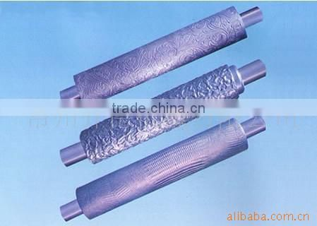 OEM embosing roller for metal plate design embossing roller